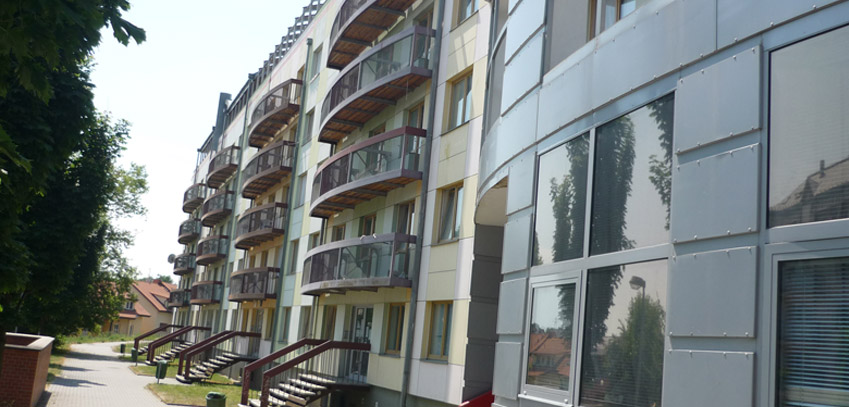 student halls residence